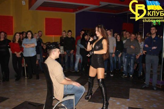 еротичне шоу у диско клубі Роза Бар 8 листопада 2017 року | фото 4