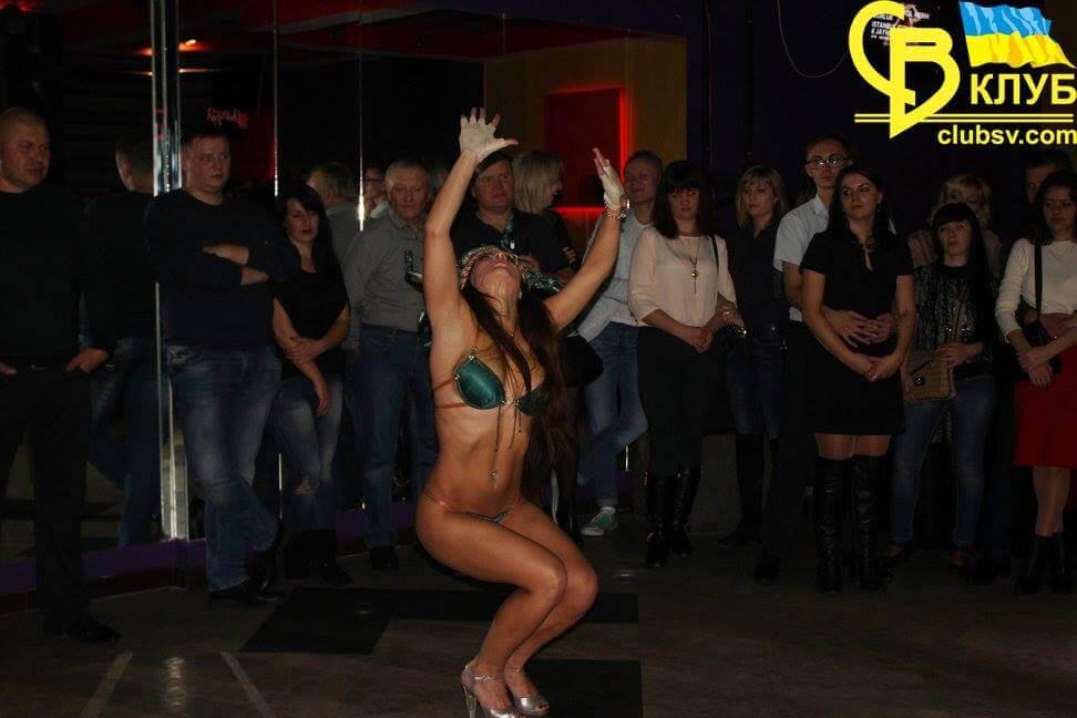 еротичні російські вечірки